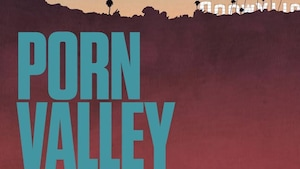 Couverture du livre Porn Valley de Laureen Ortiz, aux Éditions Premier Parallèle