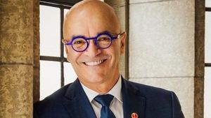 Le sénateur René Cormier