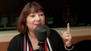 Monique Simard, présidente de la Société de développement des entreprises culturelles (SODEC)