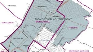 Les circonscriptions Mont-Royal–Outremont et d'Arcy-McGee après la refonte électorale