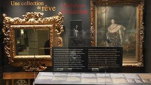 Photo de l'exposition sur l'histoire du Château