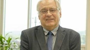 Ronald Martel est candidat à la mairie de Lac-Mégantic.