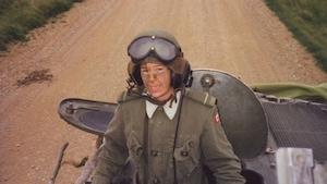 Sandra Perron, première femme dans l'infanterie au Canada