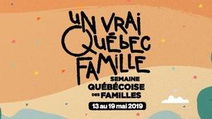 Bandeau de la Semaine québécoise des familles 2019