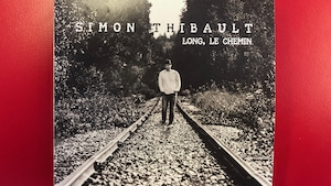 Nouvel album du chanteur Simon Thibault