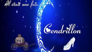 Affiche du spectacle Cendrillon du Masque d'Or de Sept-Îles
