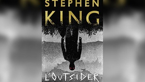 La couverture du livre L'Outsider, de Stephen King