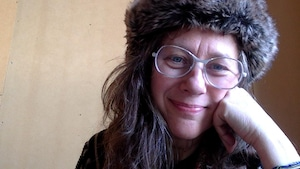 Un auto-portrait de Sylvie Cotton