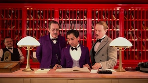 Le film The Grand Budapest Hotel