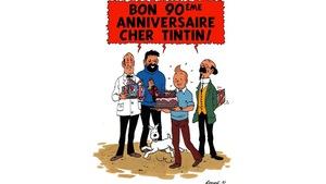 Tintin célèbre 90 ans