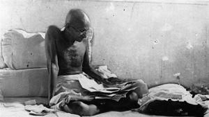 Gandhi et la marche de l'Inde vers l'indépendance