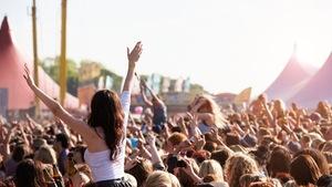 Le festival de musique et d'arts WayHome, près de Toronto