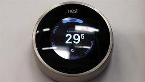 Thermostat de Nest Labs