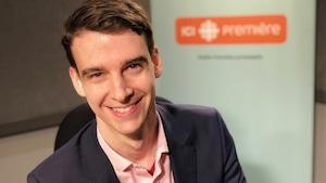Alexandre Thibault, finaliste dans la catégorie Jeune cadre aux Prix RelèveTO