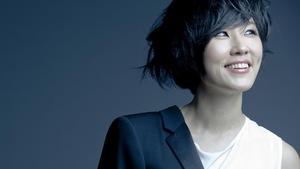 La chanteuse jazz Youn Sun Nah.