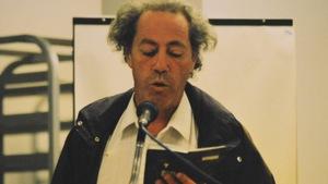 Le poète Yves Boisvert.