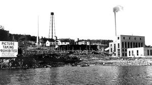 Le réacteur ZEEP (Zero Energy Experimental Pile ou réacteur expérimental à énergie nulle)