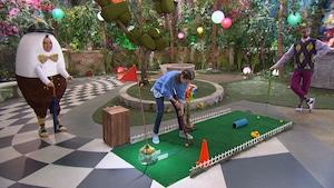 Le golf minuscule