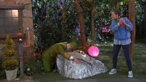 La roche magique