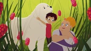 La légende de l'ours blanc