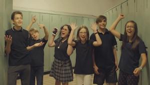 L'équipe Crescendo de l'école secondaire de Chambly.