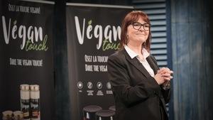 Johanne Prieur de Vegan Touch.