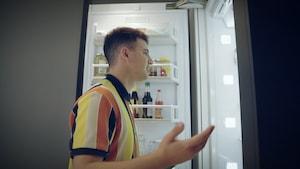 Fouiller dans le frigo