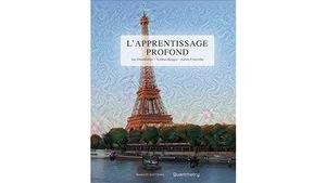 La tour Eiffel en couverture.