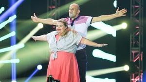 Geneviève Schmidt et Jean-Moïse Martin dansent le charleston