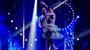 Myriam Leblanc et Renaud Paradis dansent un jazz burlesque