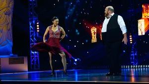 Sylvie Drapeau et Martin Larocque dansent un flamenco