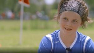 Clémentine Le Bris, la fonceuse en rugby