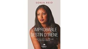 Irène Nyirawizeye Dallaire en couverture du livre.