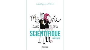 Couverture du livre sur lequel est une femme et un homme.