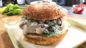 L'ultime sandwich au poulet de Bob le Chef