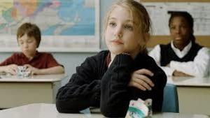 Sophie Nélisse, enfant
