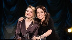 Photos de l'émission du 30 mars (Sarah-Jeanne Labrosse)