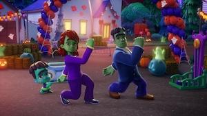 Super Mini Monstres sauvent l'Halloween