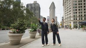Échantillons new-yorkais / Pas facile d'être relax