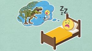 Pourquoi fait-on des cauchemars?