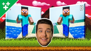 Vrai ou fun? Minecraft