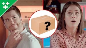 Défi «Qu'est-ce qu'il y a dans la boîte?» 1