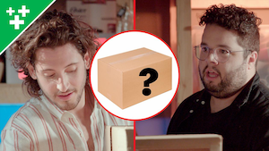 Défi «Qu'est-ce qu'il y a dans la boîte?» 2