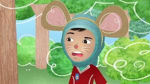 Monsieur Ficelle et les souris