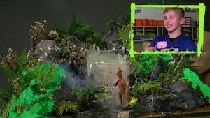 Le barrage brisé et la gélatine pare-balle