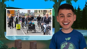 Vrai ou faux : Les transports à vélo dans le monde