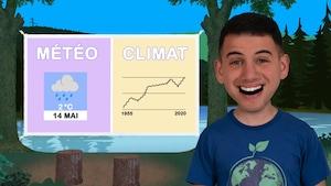 Vrai ou faux : Différence entre météo et climat