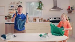 Activité : Fabriquer un sac réutilisable