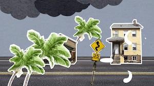 Pourquoi donne-t-on des prénoms aux ouragans?