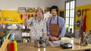 Cuisine, YouTube et licornes